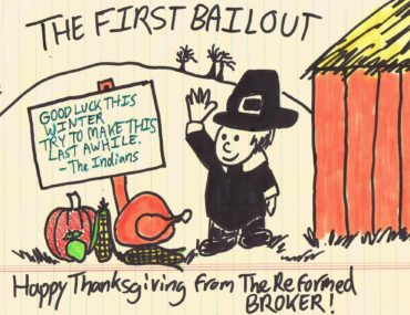 Thanksgiving Bailout