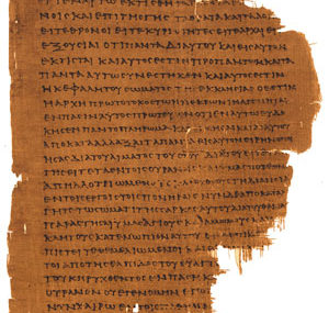 Colossians Fragment (P46)