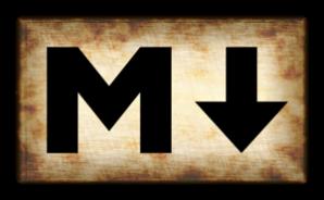 Markdown-parchment
