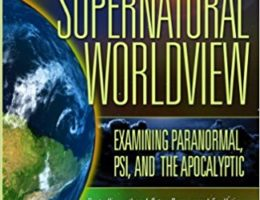 Supernatural Worldview Book Cover