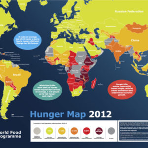 Solved Twice in 4 Words: World Hunger